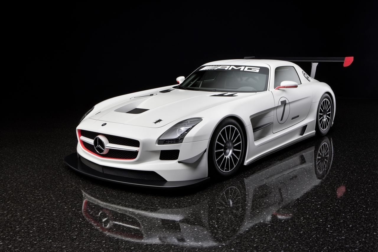Mercedes benz sls amg gt3 photos 1 of 18 for Mercedes benz gt3