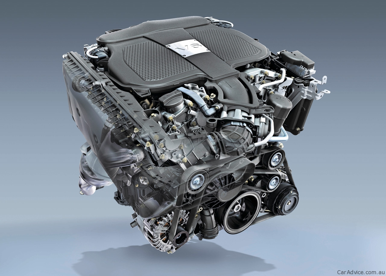 Mercedes benz 3 5 litre v6 specifications photos 1 of 1 for Mercedes benz v6