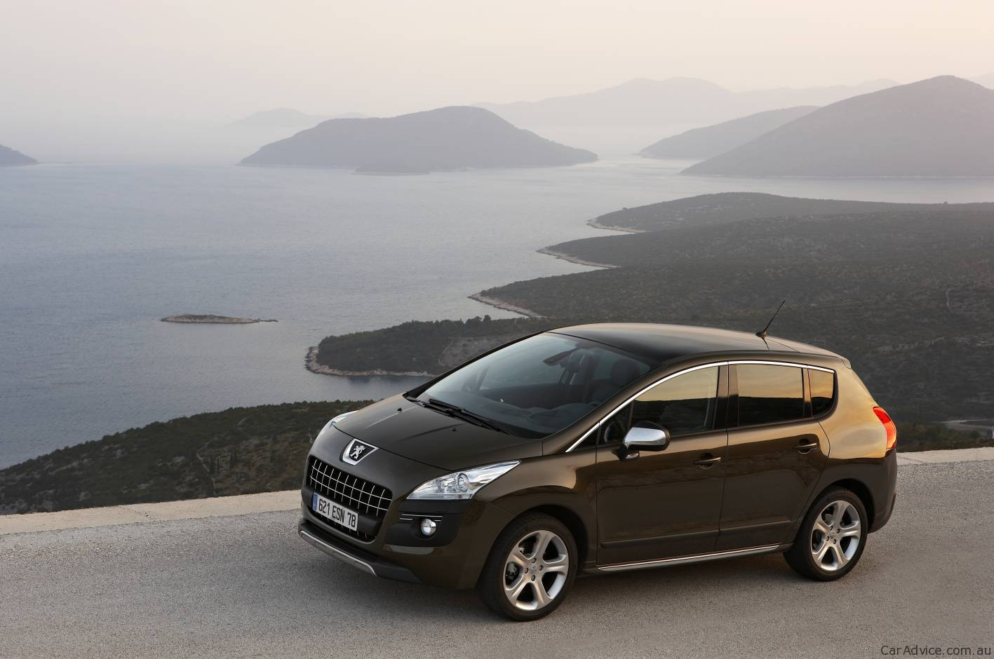Peugeot 3008 Compact Suv Australian Debut Photos 1 Of 3