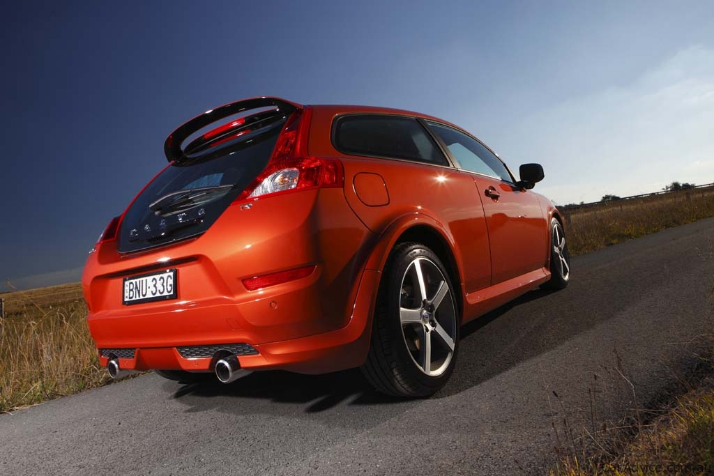 Volvo C30 & C30 DRIVe Review   CarAdvice
