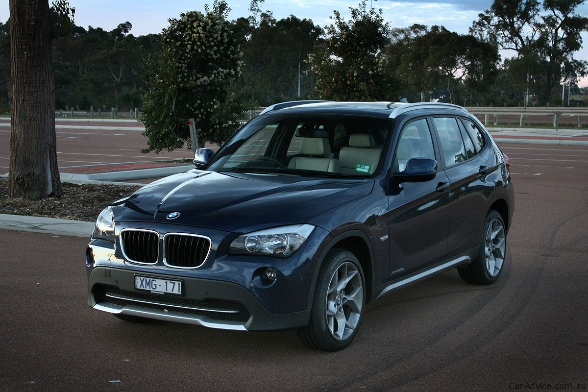 bmw x1 review road test caradvice. Black Bedroom Furniture Sets. Home Design Ideas