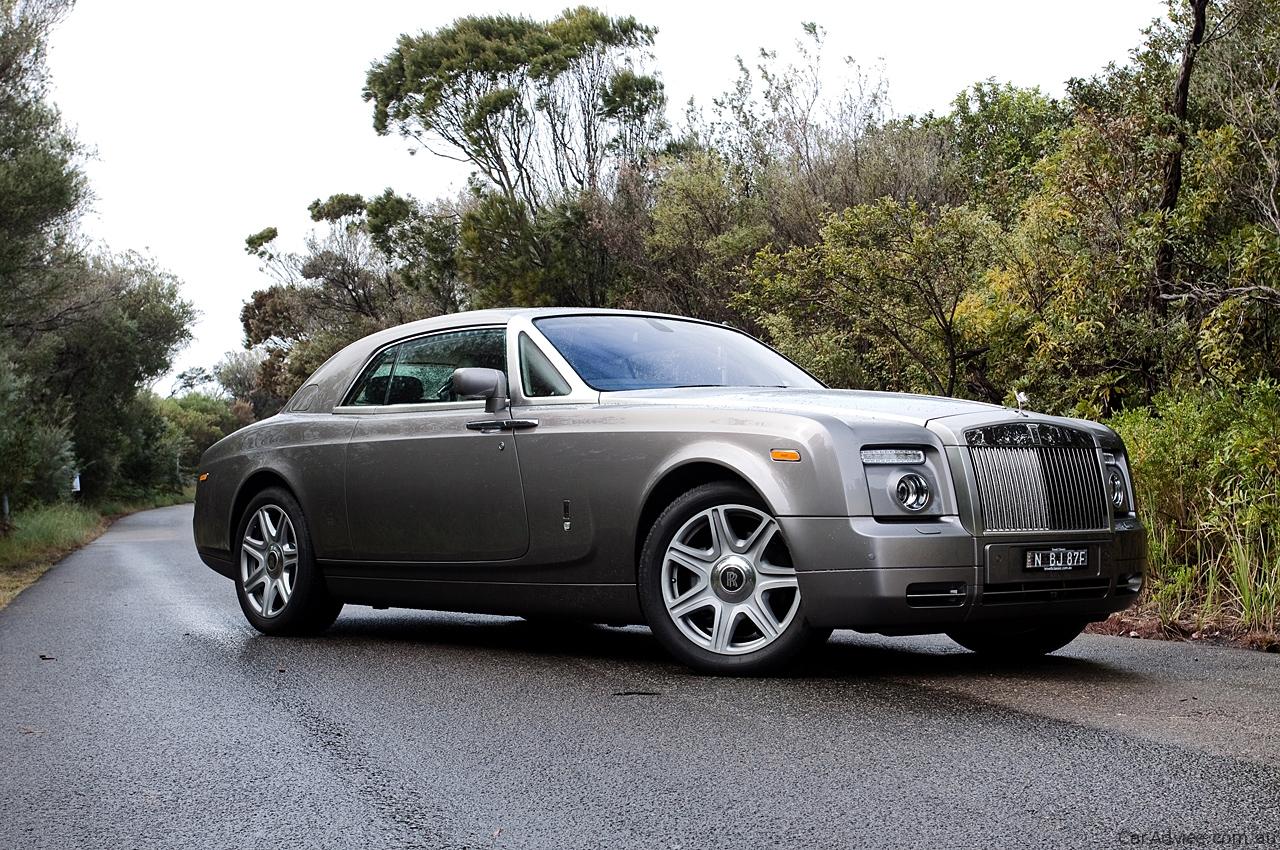rolls royce phantom coupe - photo #36