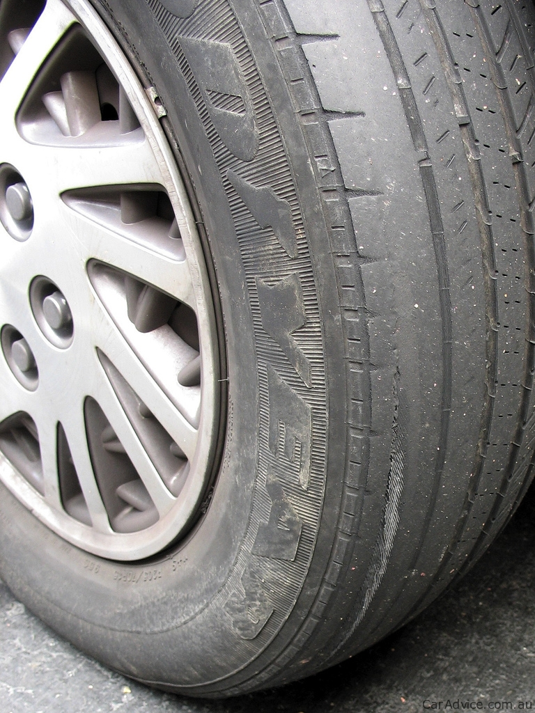 One In Five Victorian Vehicles Driving With Bad Tyres Vacc