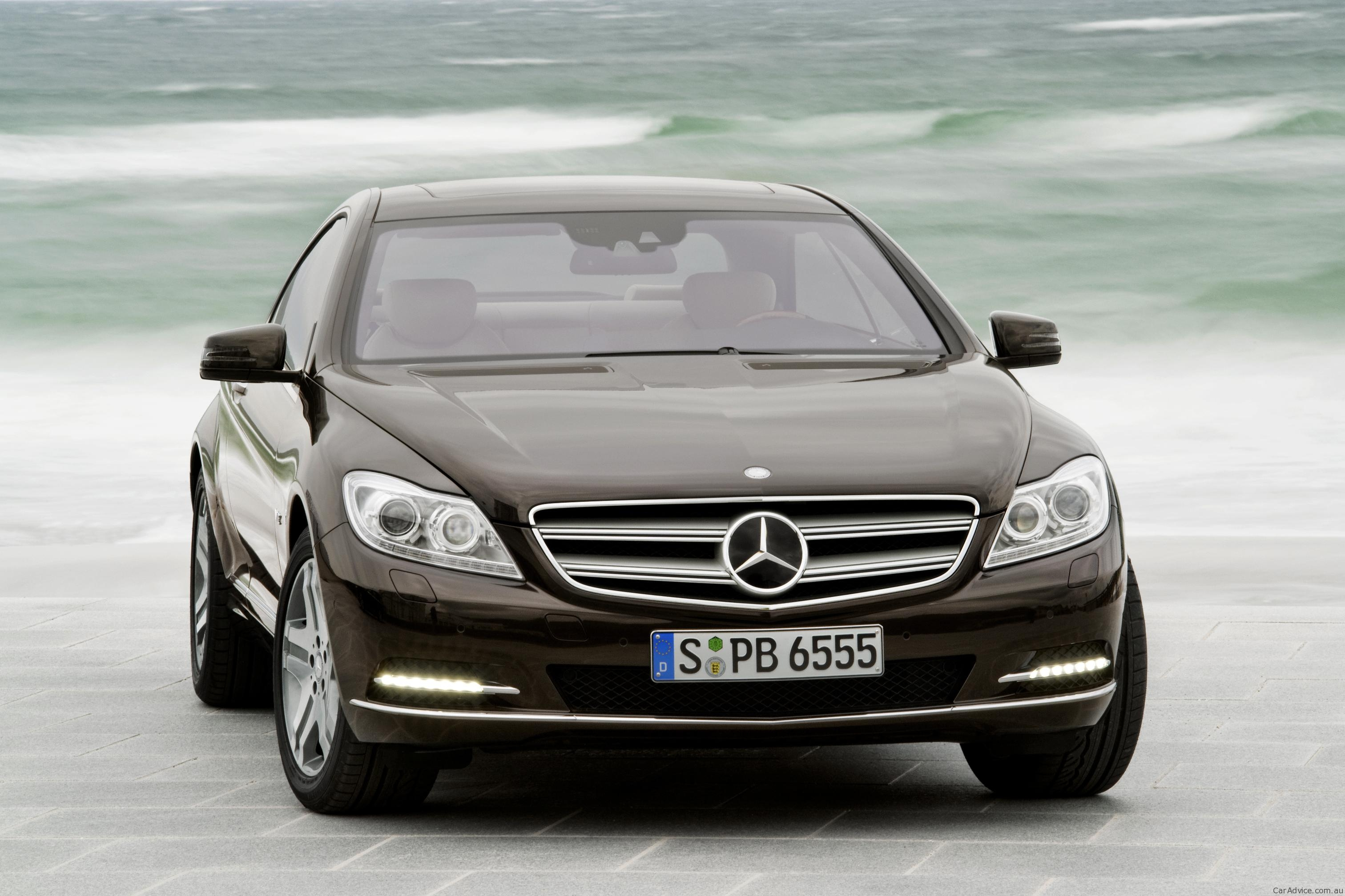 2010 mercedes benz cl class coming to australia in q3