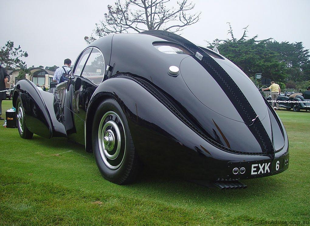 Bugatti aerolithe - photo#13