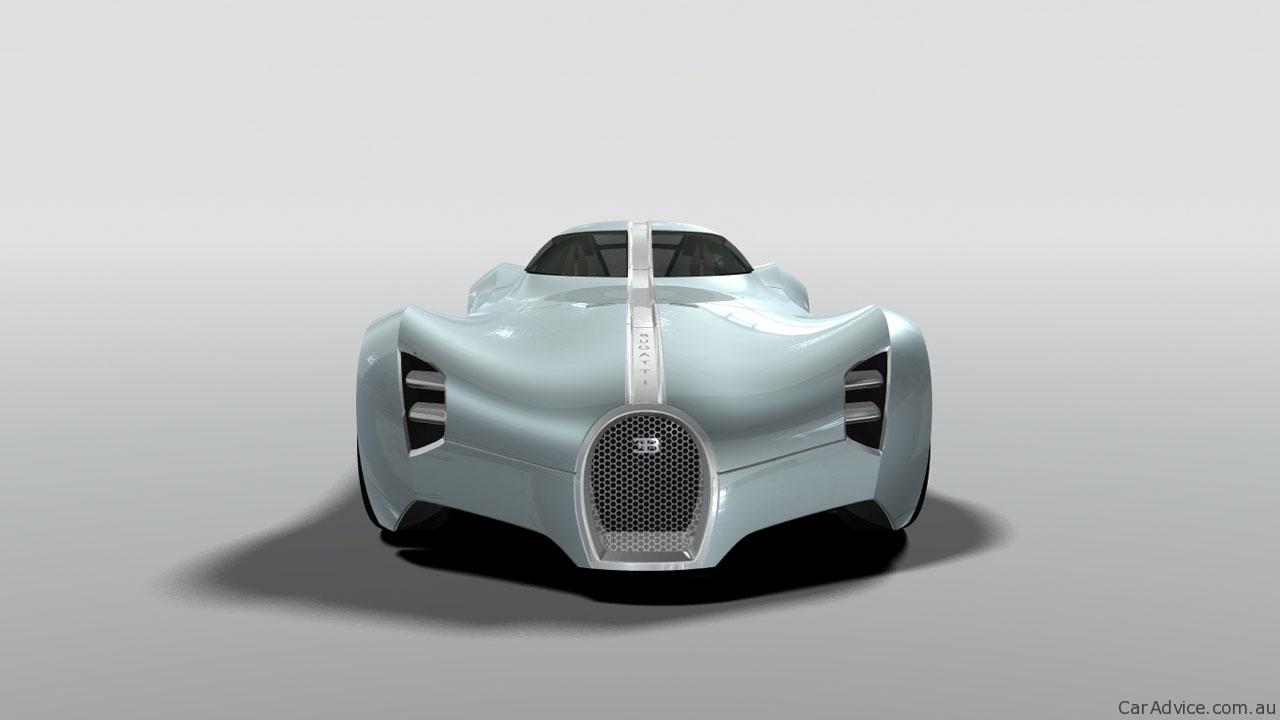 bugatti aerolithe concept - photos (1 of 17)