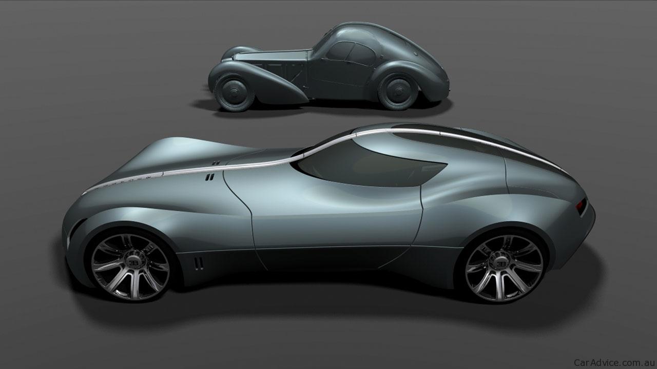 Bugatti aerolithe - photo#20