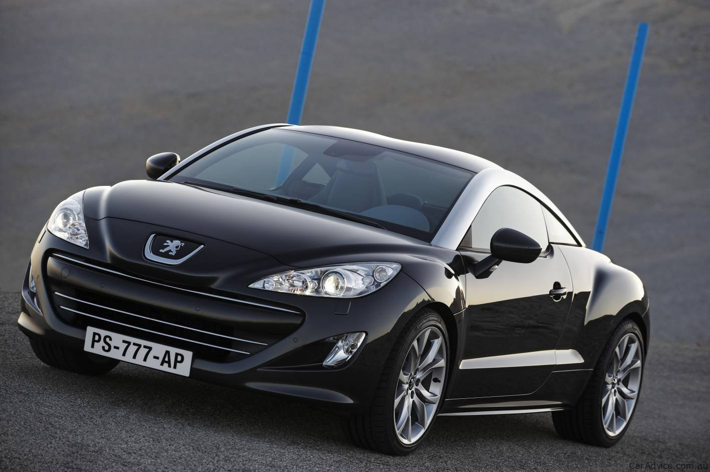 2010 peugeot rcz sports coupe orders almost exceed. Black Bedroom Furniture Sets. Home Design Ideas