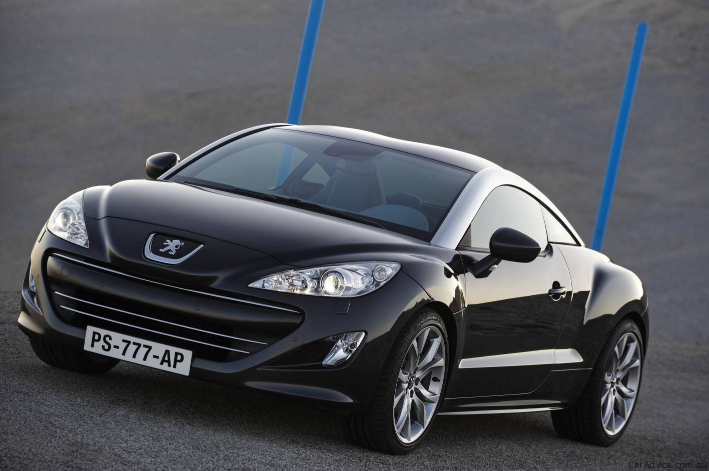 2010 peugeot rcz sports coupe orders almost exceed allocation photos 1 of 5. Black Bedroom Furniture Sets. Home Design Ideas