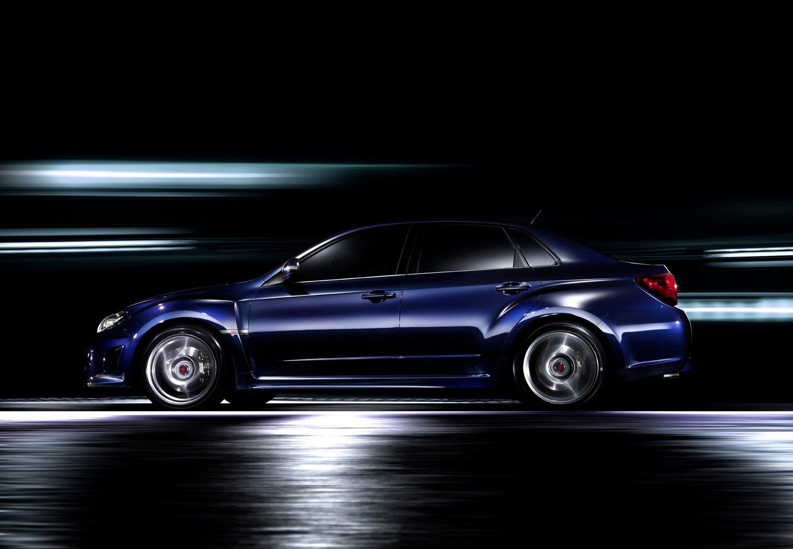 2017 Ford Ranger >> 2011 Subaru Impreza WRX STI automatic - Photos (1 of 31)