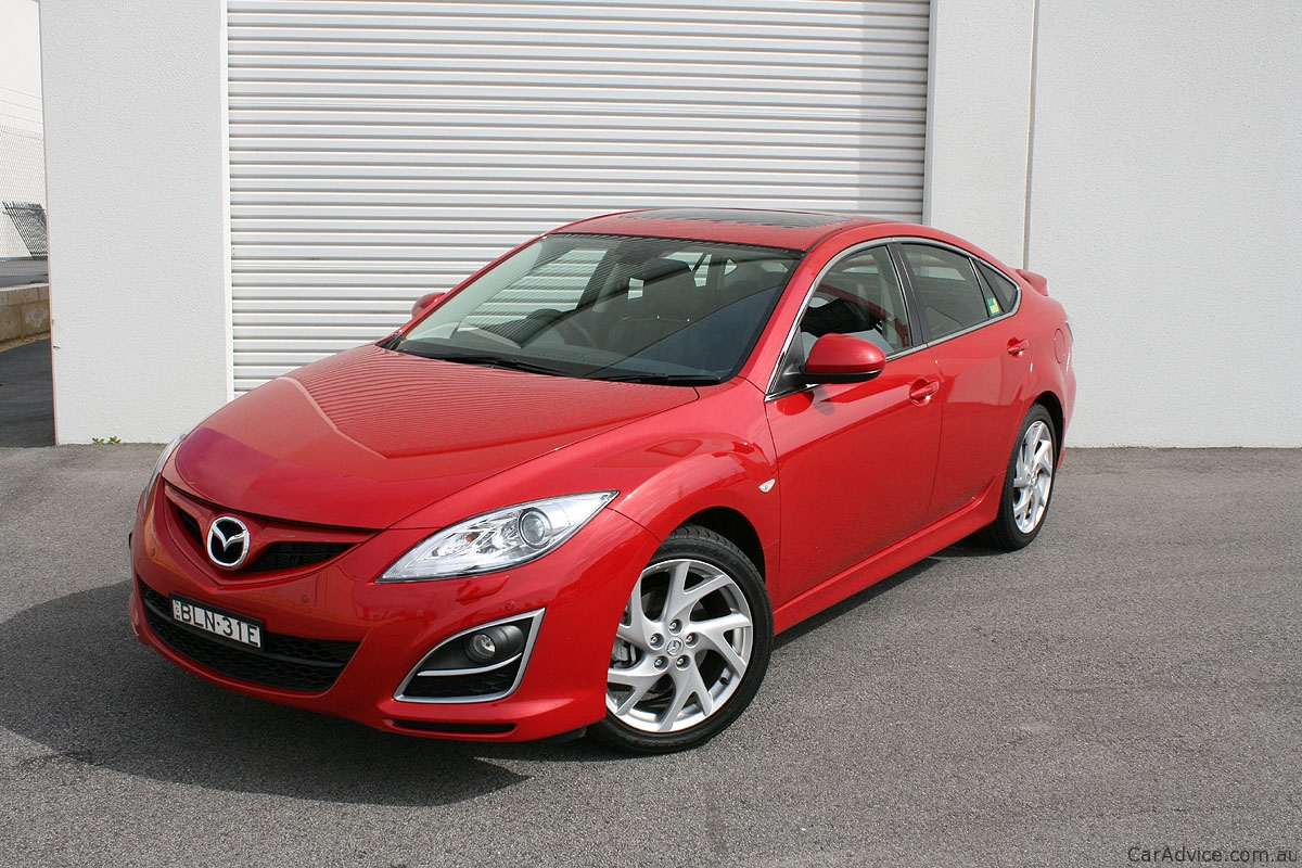 mazda6 review caradvice. Black Bedroom Furniture Sets. Home Design Ideas