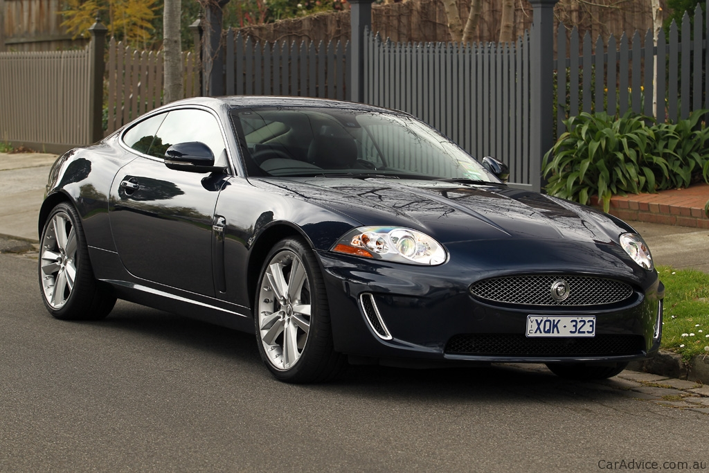 Jaguar Xk V8 Coupe Review Caradvice