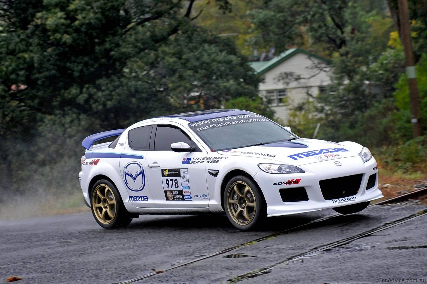 mazda rx 8 sp repaired and ready for targa high country event photos 1 of 4. Black Bedroom Furniture Sets. Home Design Ideas