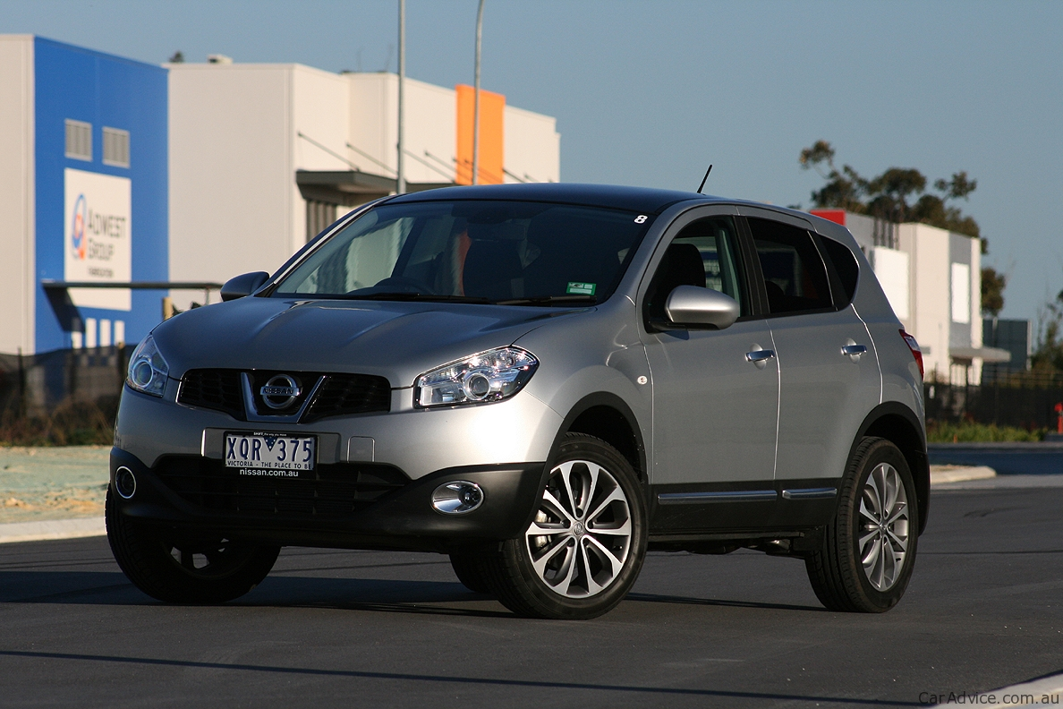 Nissan Dualis Review Amp Road Test Caradvice
