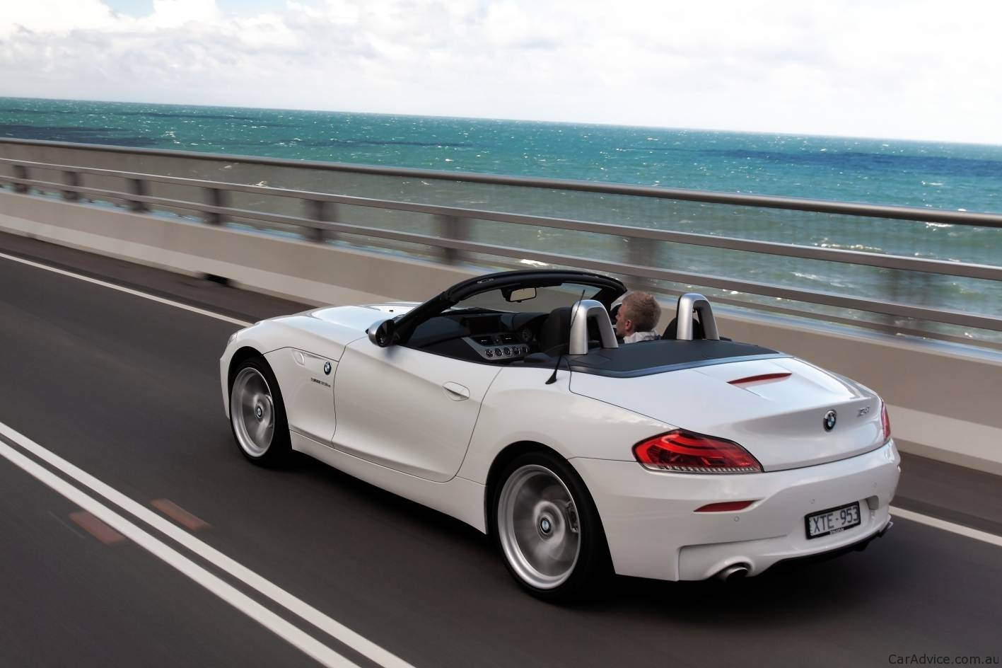 2011 Bmw Z4 Sdrive35is Review Car And Driver