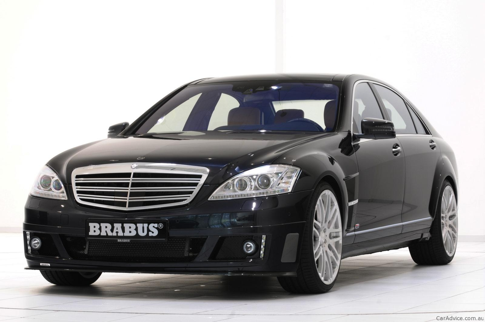 brabus sv12 r biturbo 800 mercedes benz s class photos 1 of 5. Black Bedroom Furniture Sets. Home Design Ideas