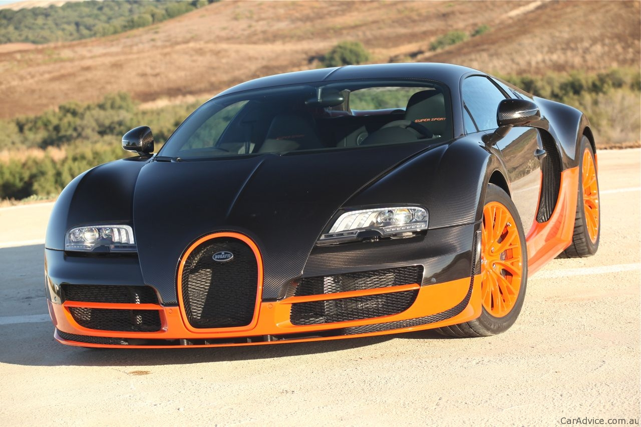 bugatti veyron 16 4 super sport review caradvice. Black Bedroom Furniture Sets. Home Design Ideas