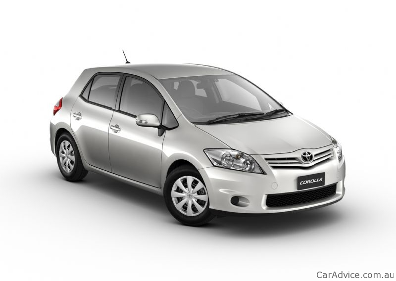 toyota announces 2 9 percent finance for yaris and corolla photos 1 of 2. Black Bedroom Furniture Sets. Home Design Ideas