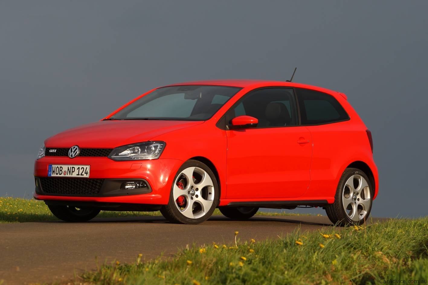 2011 Volkswagen Polo Gti Launched In Australia Photos 1