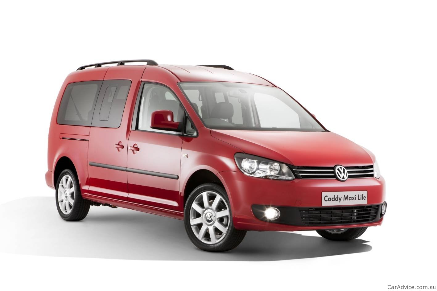 2011 Volkswagen Caddy Range Launched In Australia Photos