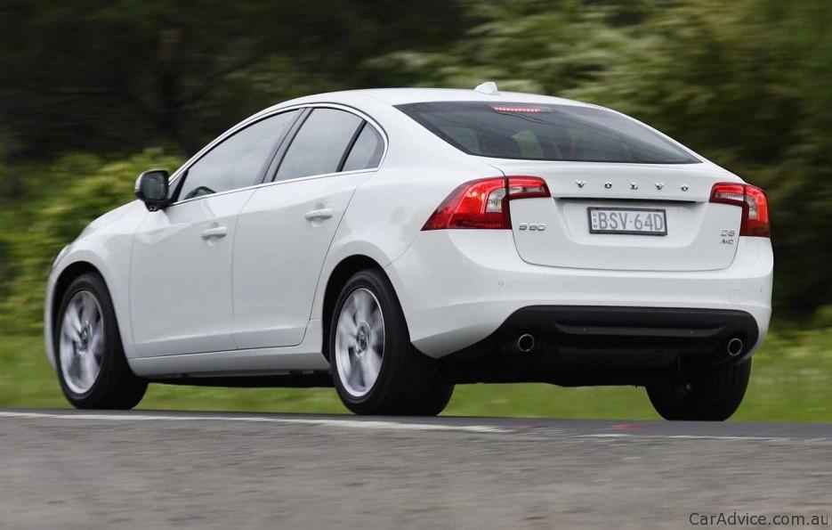 2011 Volvo S60 range launched in Australia - Photos (1 of 16)