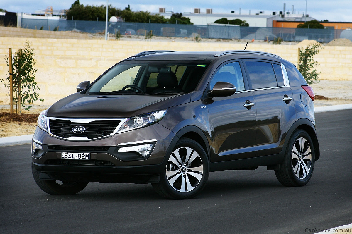 kia sportage review caradvice. Black Bedroom Furniture Sets. Home Design Ideas