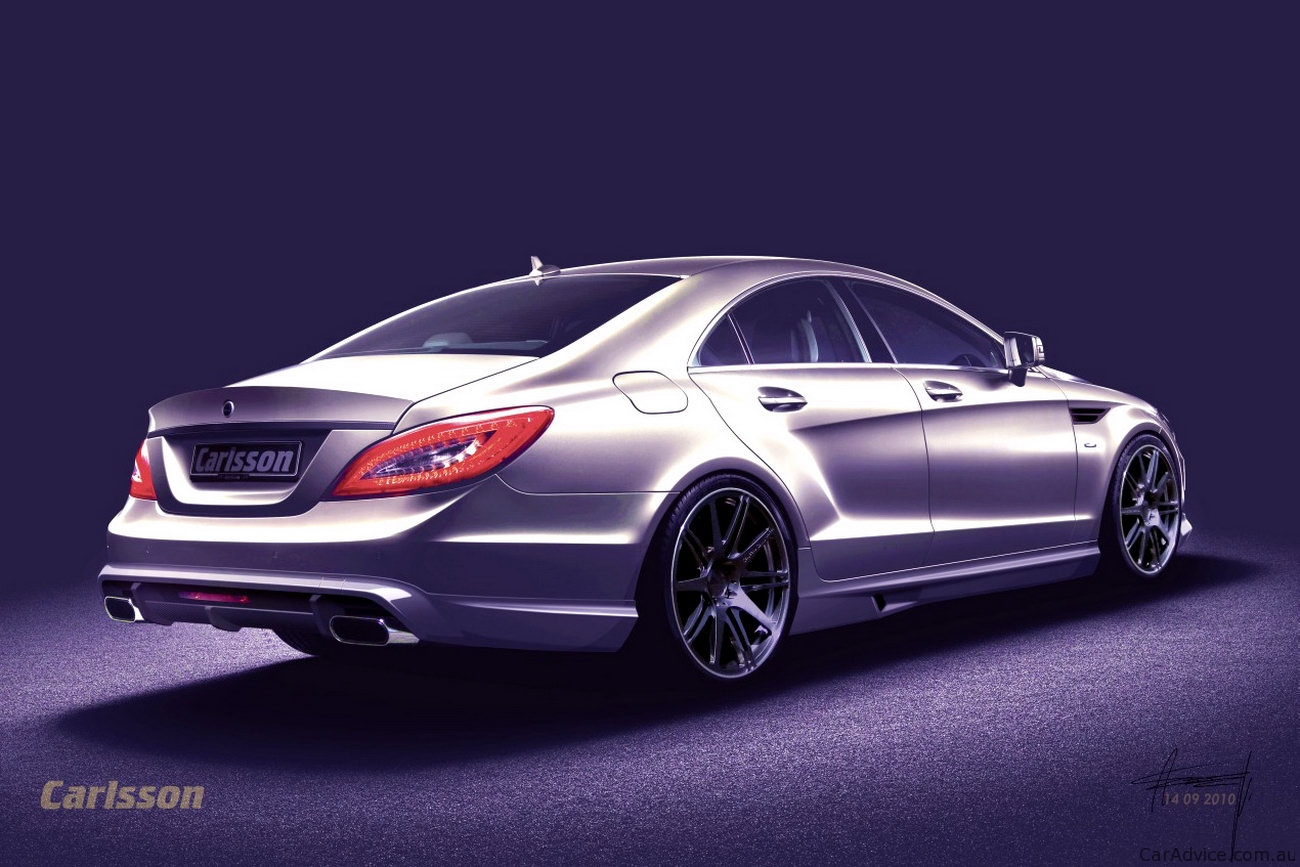 2011 mercedes benz cls 350 by carlsson photos 1 of 5. Black Bedroom Furniture Sets. Home Design Ideas