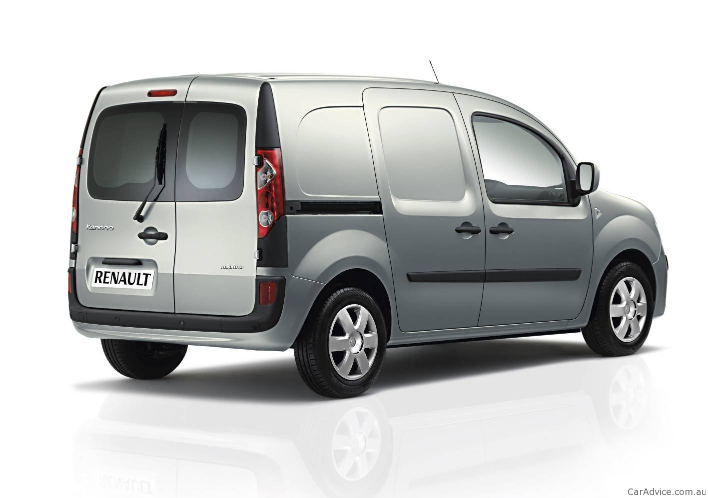 2011 Renault Kangoo Available In Australia Photos 1 Of 3
