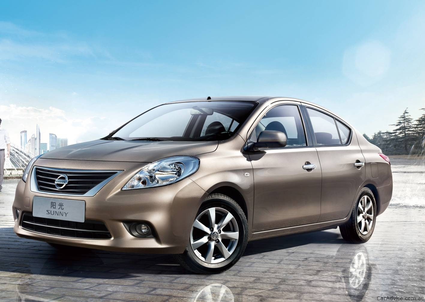 new car releases australia 2013Nissan Sunny global small car coming to Australia  Photos 1 of 5