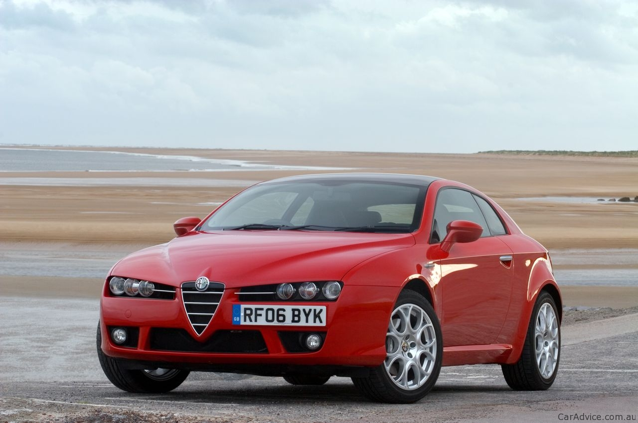 alfa romeo brera review caradvice. Black Bedroom Furniture Sets. Home Design Ideas