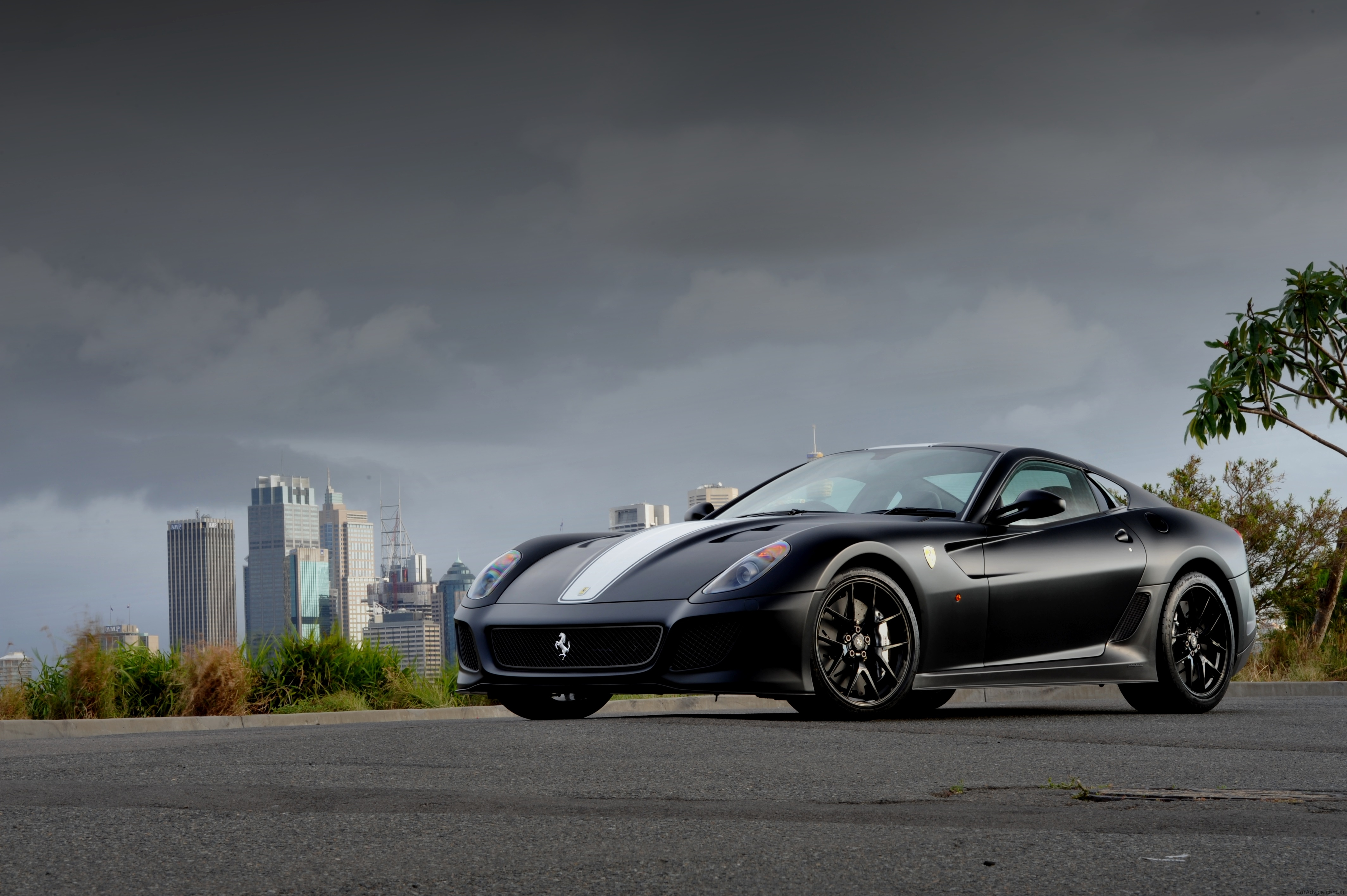 2011 Ferrari 599 Gto Arrives In Australia Photos 1 Of 12