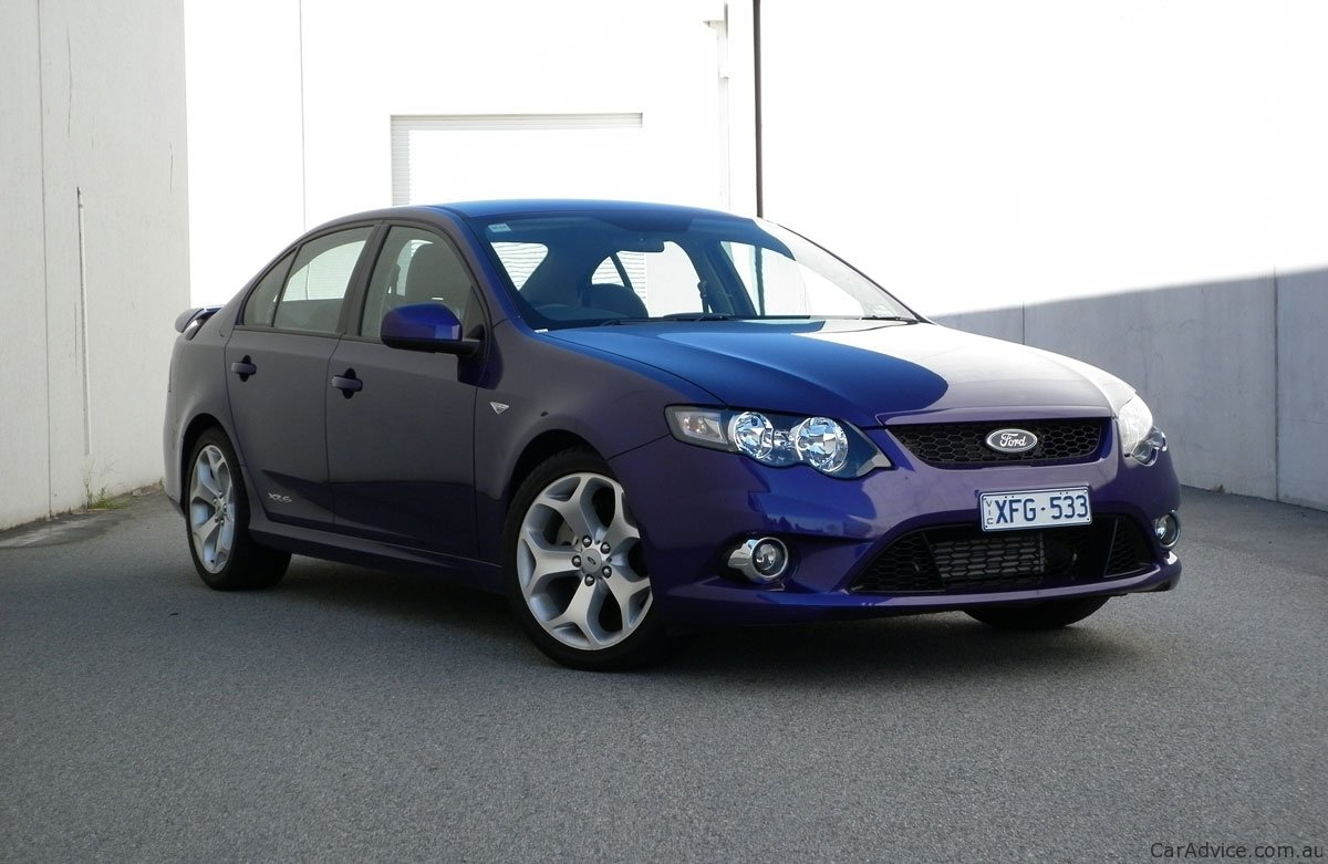 Ford Falcon Xr6 Turbo Review Photos 1 Of 21