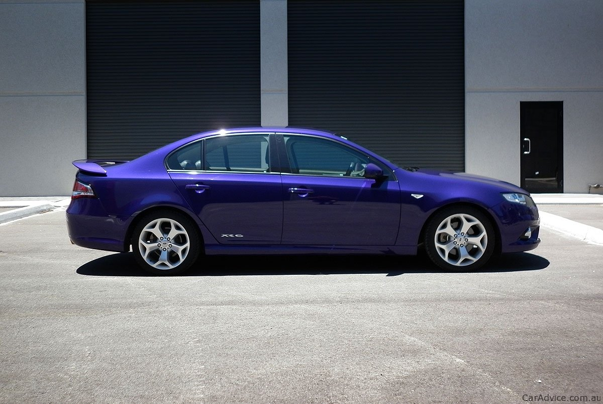 Ford Falcon XR6 Turbo Review - Photos (1 of 21)