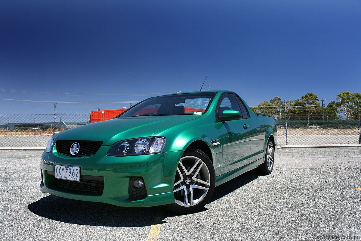2011 Holden Commodore Sv6 Ute Review Caradvice