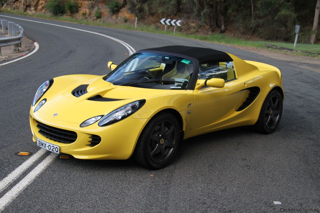 Lotus Elise Cr Review Caradvice