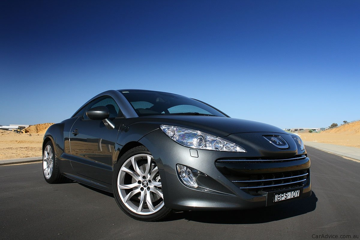 peugeot rcz hdi review caradvice. Black Bedroom Furniture Sets. Home Design Ideas