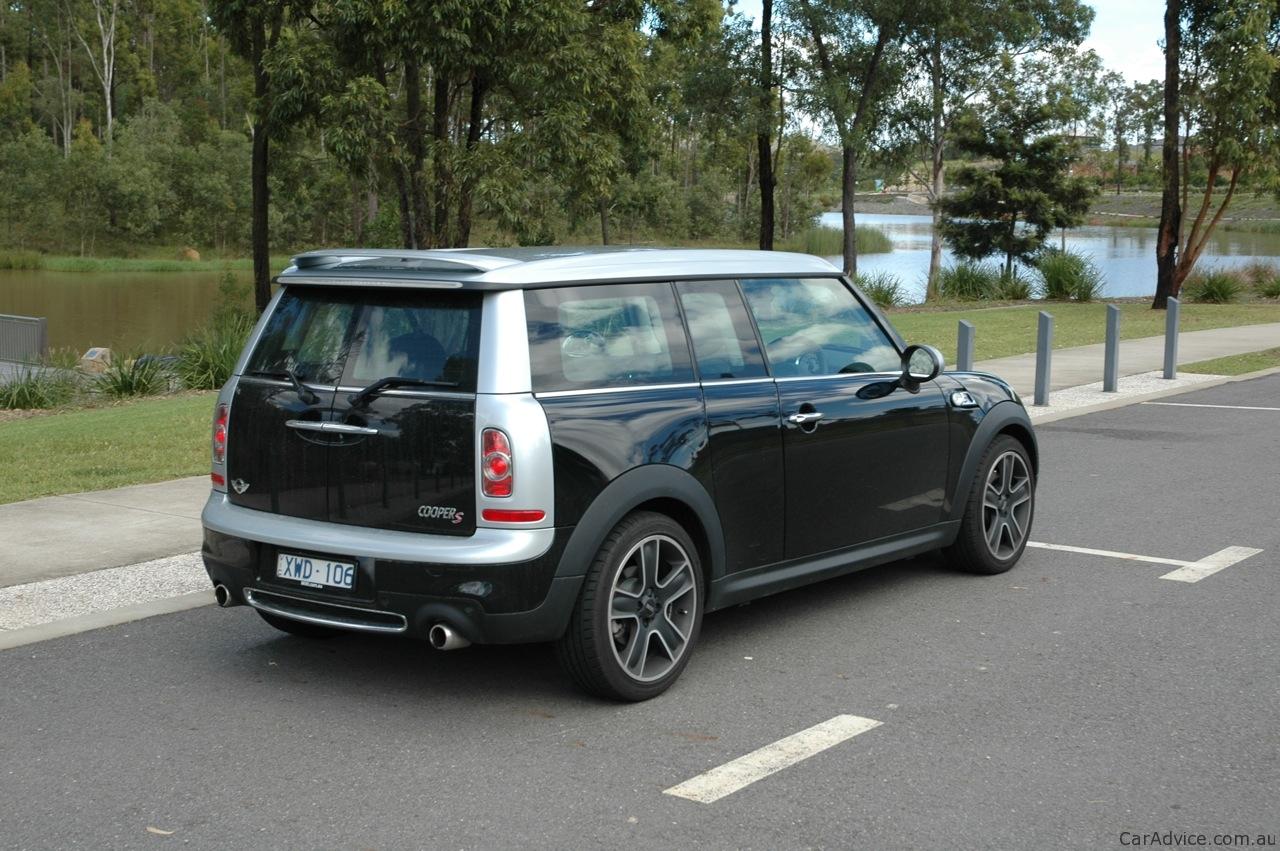 Mini Cooper S Clubman Review