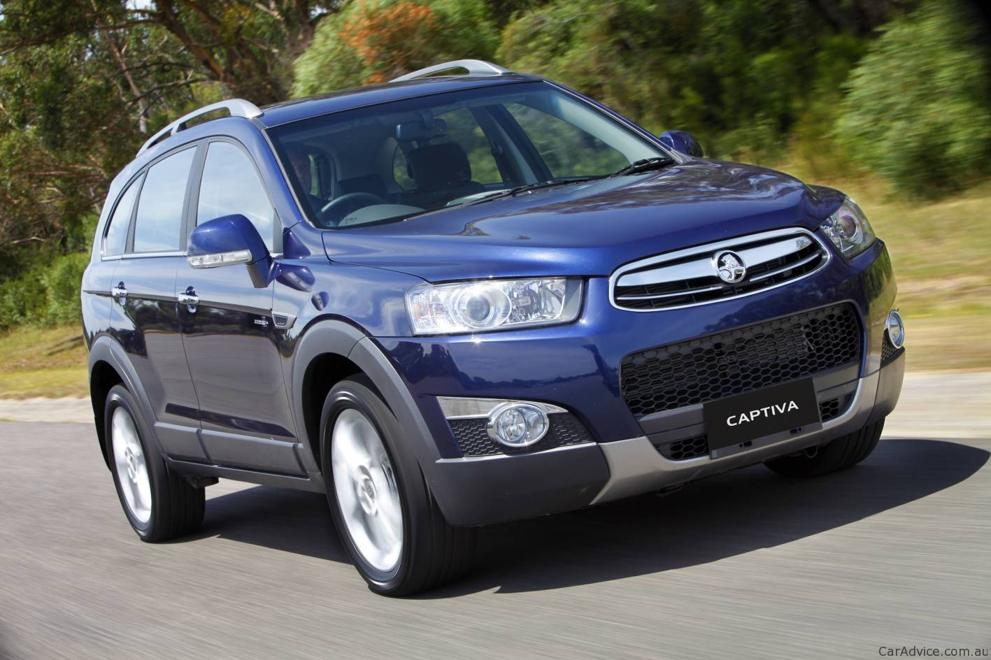 2011 Holden Captiva Series Ii On Sale In March Photos 1