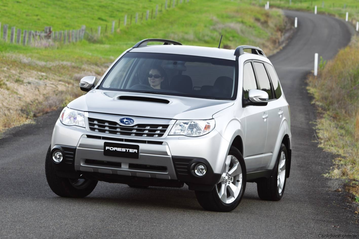 2011 Subaru Forester Range Updated For Australia Photos