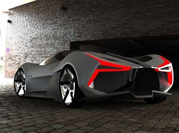 2025 Aerius Ev Hypercar Photos 1 Of 3