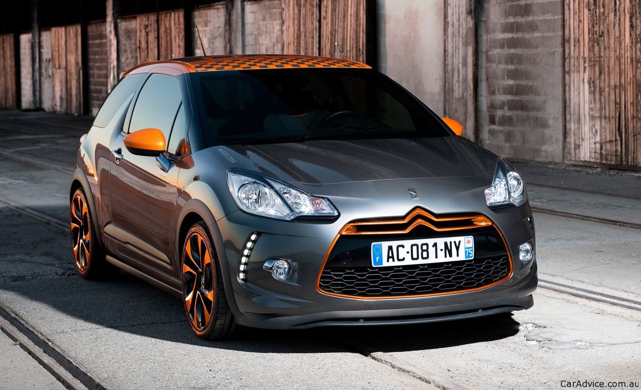 citroen ds3 racing limited production increased to 2000. Black Bedroom Furniture Sets. Home Design Ideas