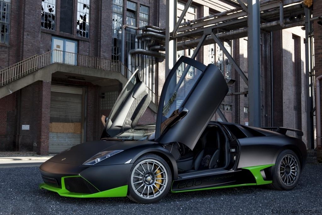 EDO Competition Lamborghini Murcielago LP750 wallpaper - Car ...