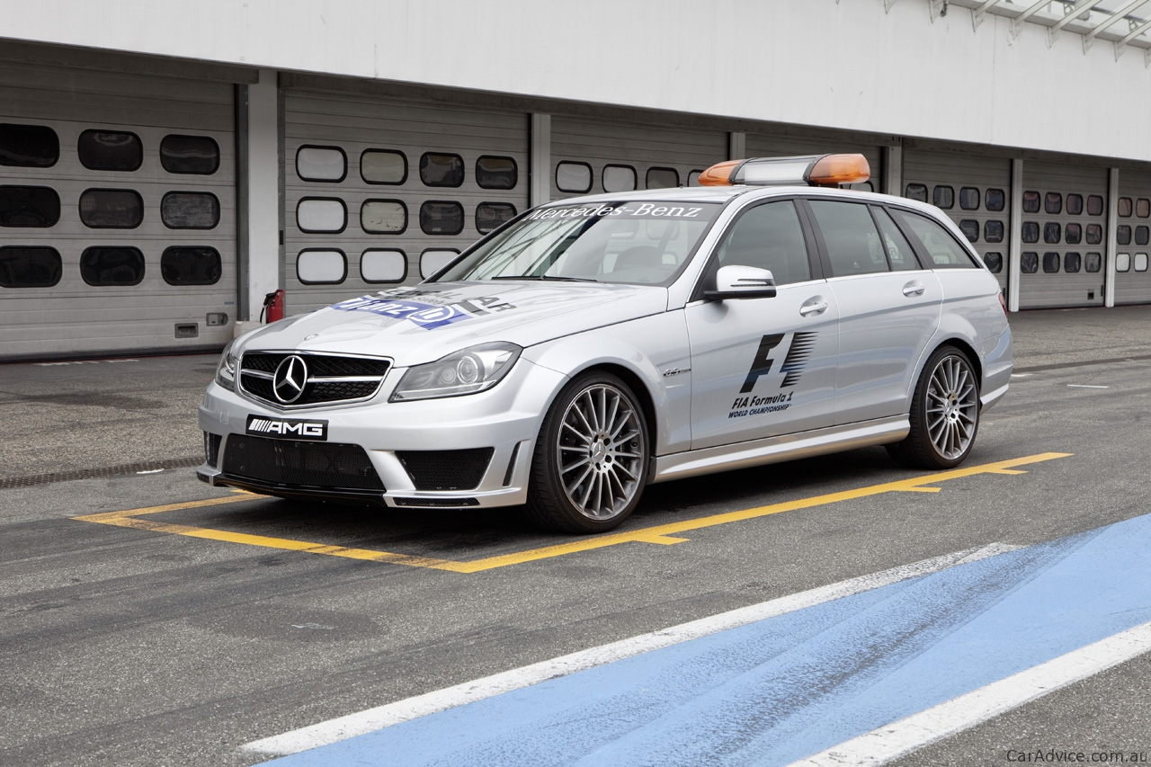 2011 mercedes benz c 63 amg estate f1 medical car photos for Mercedes benz estate cars