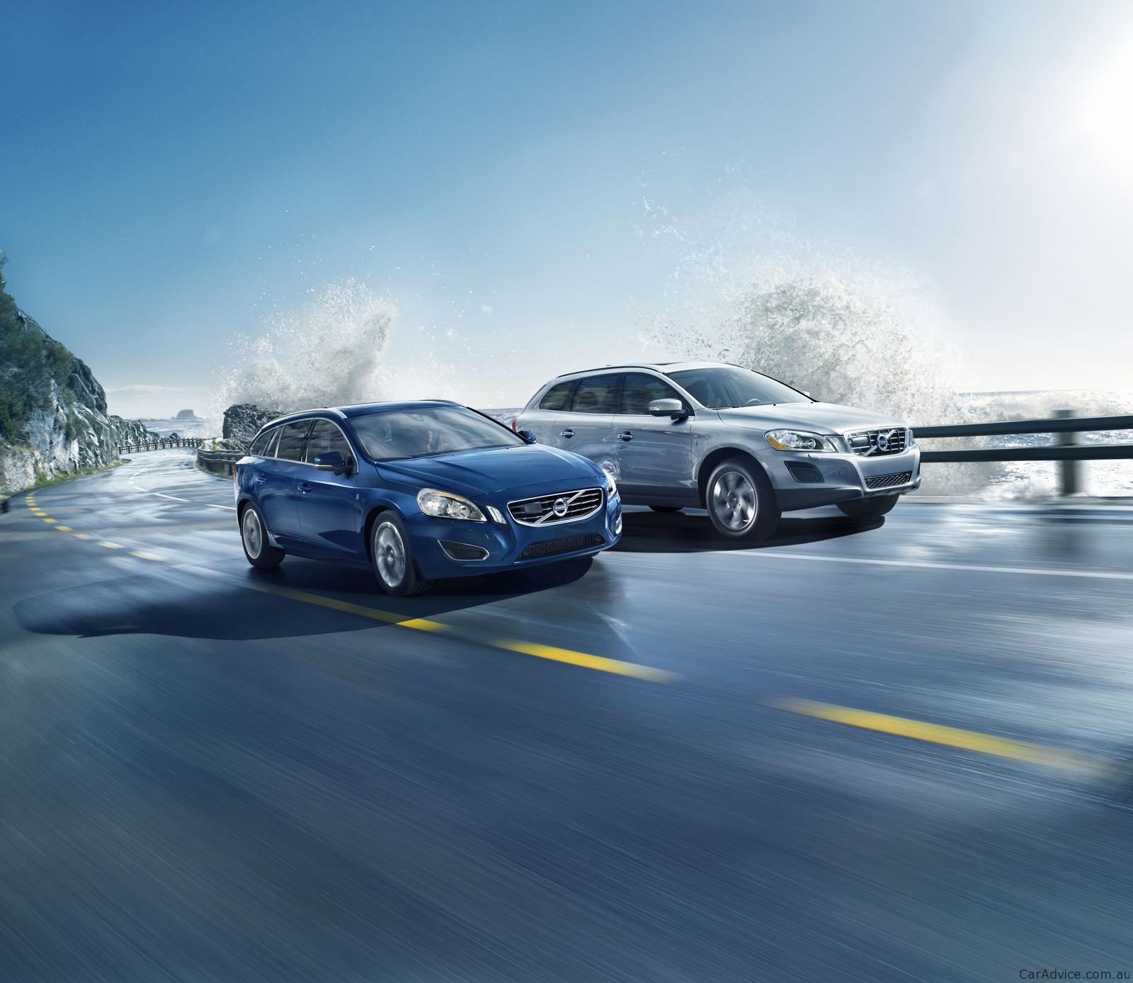 Volvo Car Wallpaper: 2011 Volvo Ocean Race Range Launched Overseas