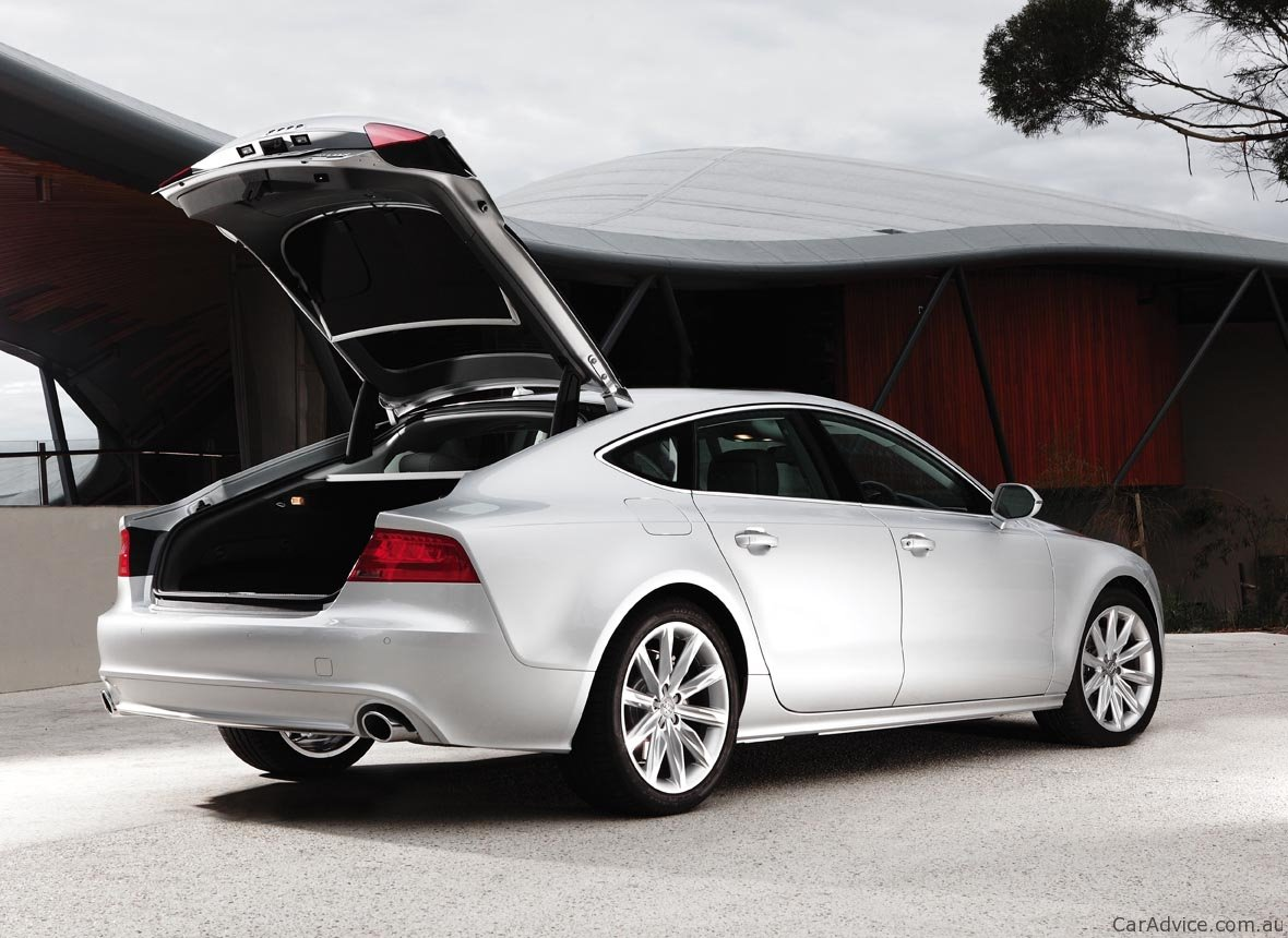 2011 Audi A7 Sportback Launched In Australia Photos 1