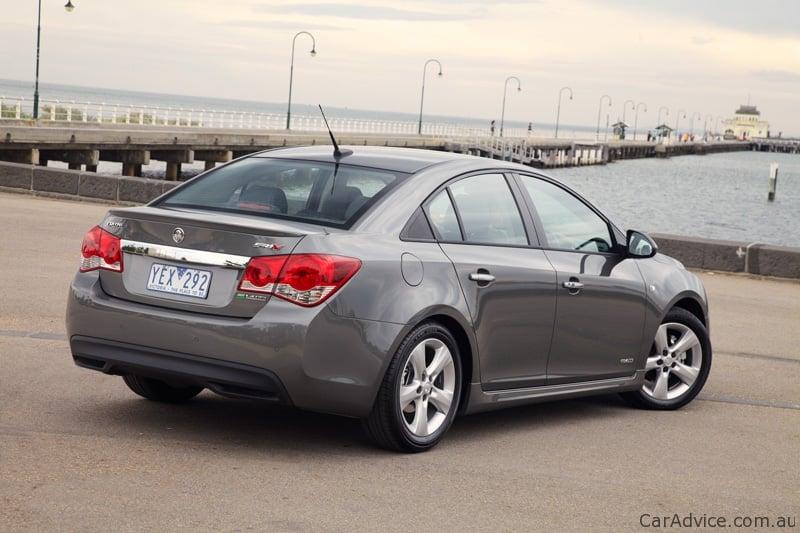 2011 Holden Cruze Review Sri V 1 4t Caradvice