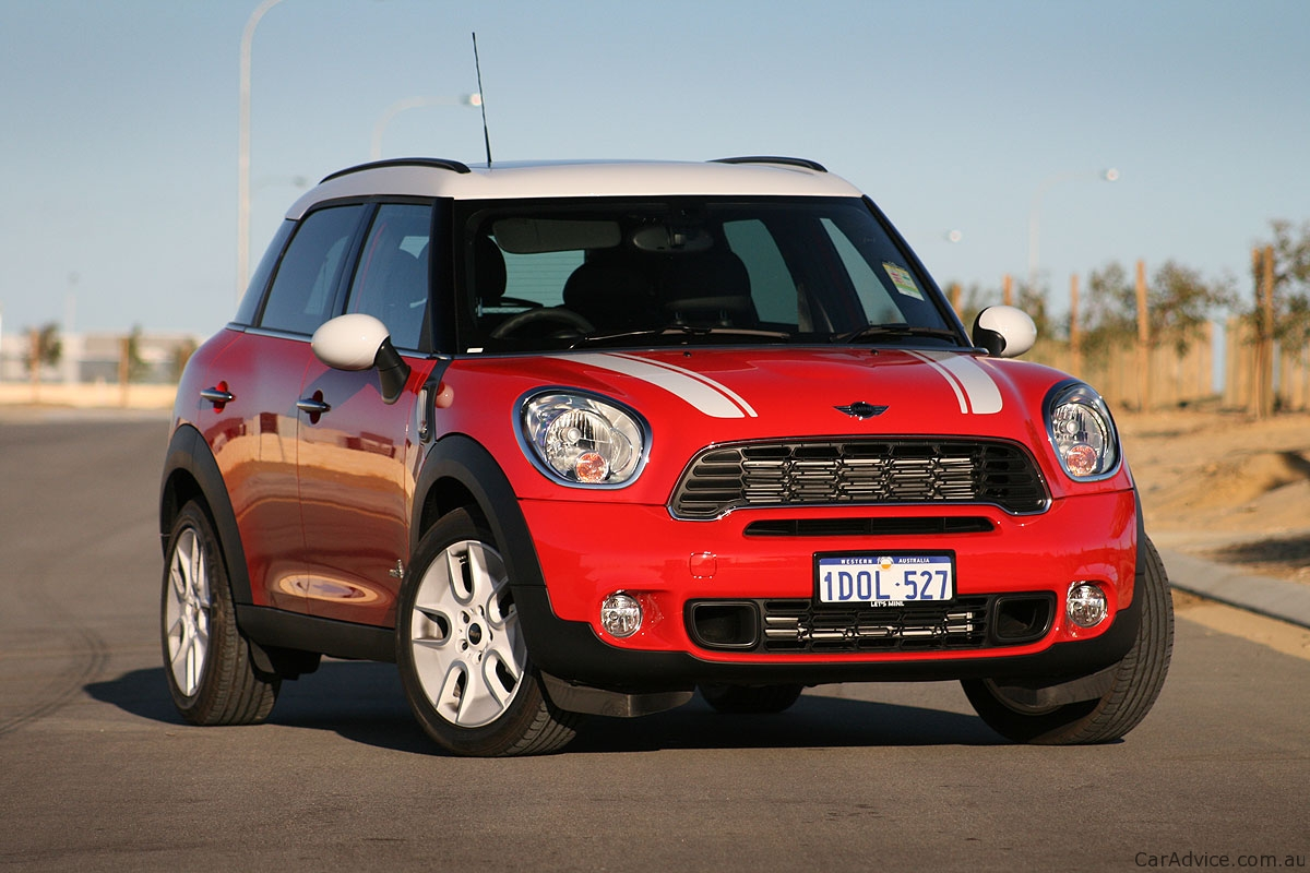 mini cooper countryman review caradvice. Black Bedroom Furniture Sets. Home Design Ideas