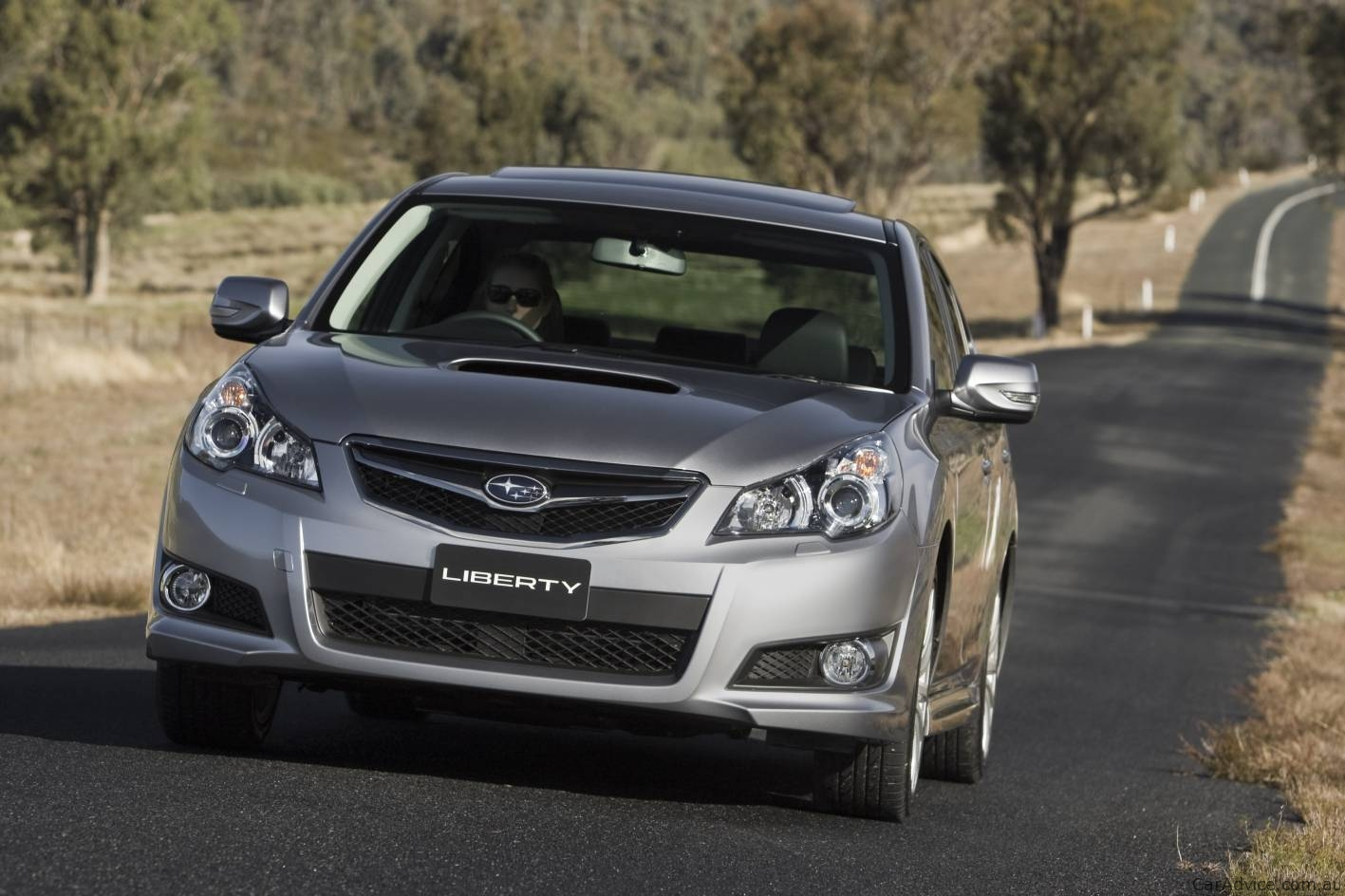 Subaru Eyesight For Liberty And Outback Later This Year