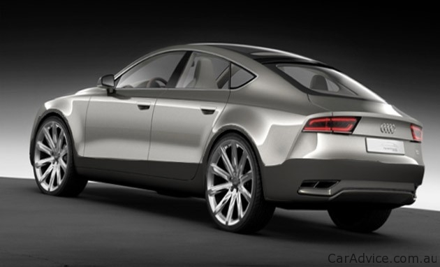 Audi Q6 Suv Coupe To Take On Bmw X6 Report Photos 1 Of 2