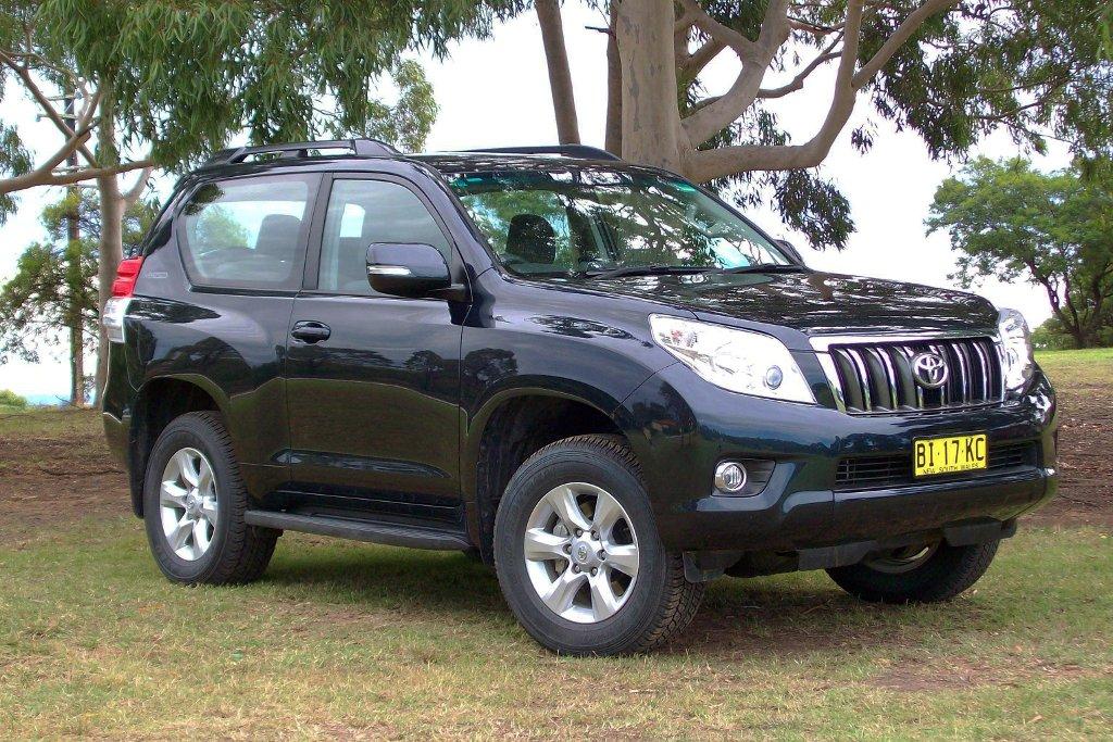 2012 Toyota LandCruiser Prado Review | CarAdvice